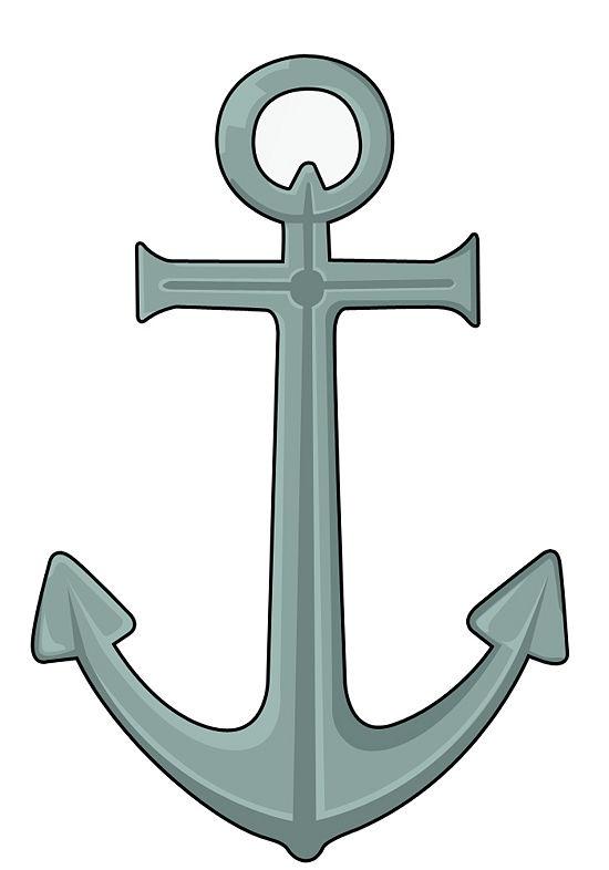 Drawn anchor ancor Craft an Draw  Anchor