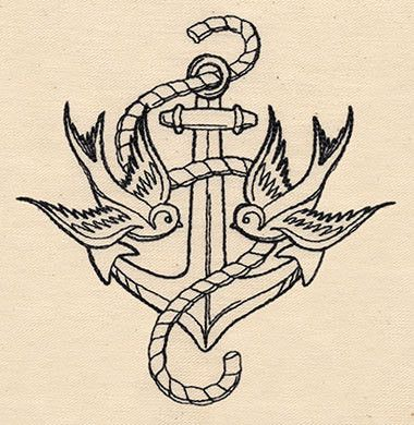 Drawn anchor classic Anchor ideas Messenger on 20+