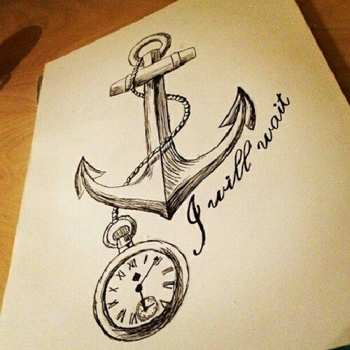 Drawn anchor cute Tumblr Compass images 46 best