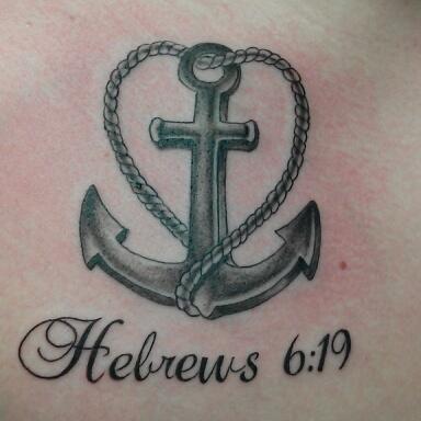 Drawn anchor heart My heart anchor #anchor NY