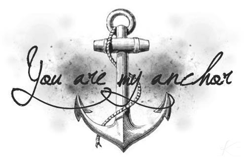 Drawn anchor love quote QuotesGram With Anchor Drawings Quotes