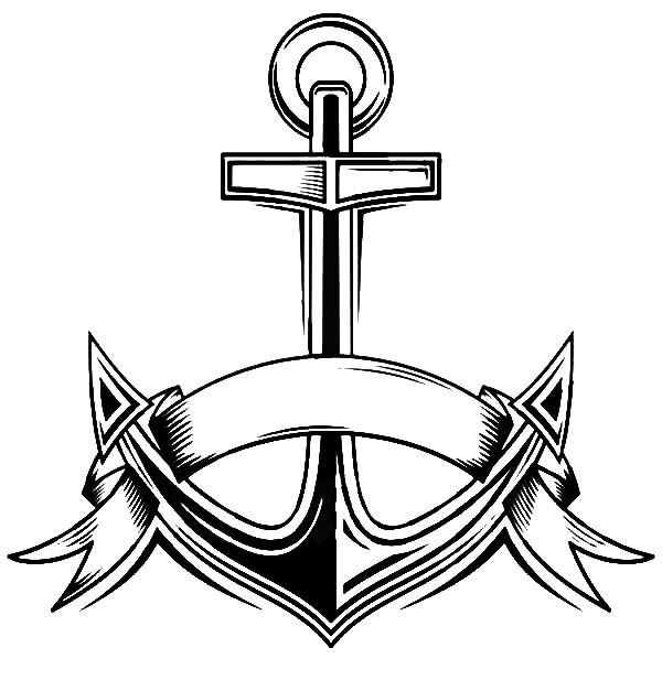 Drawn anchor navy anchor Pages PagesFull Anchor Image Anchor