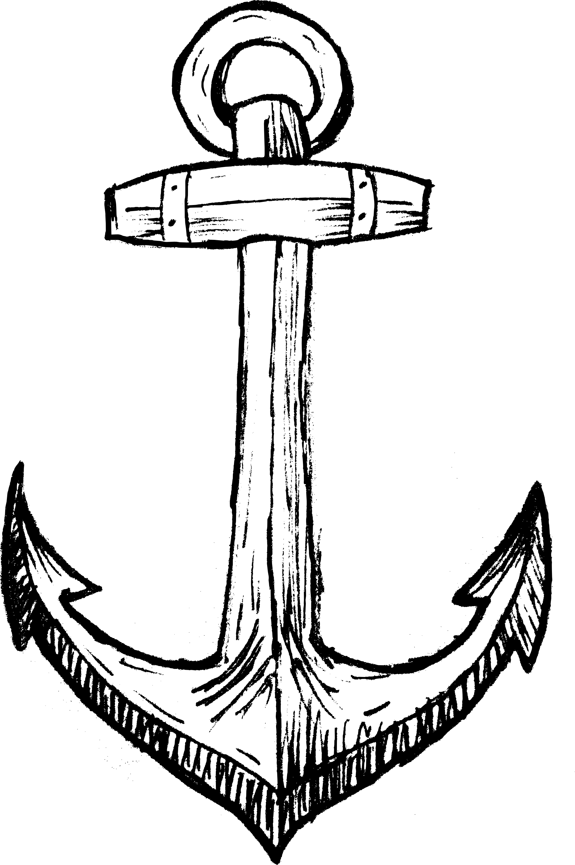Drawn anchor transparent Com OnlyGFX 5 png) Transparent)