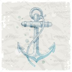 Drawn anchor transparent Tags Flyers Paper Grunge texture