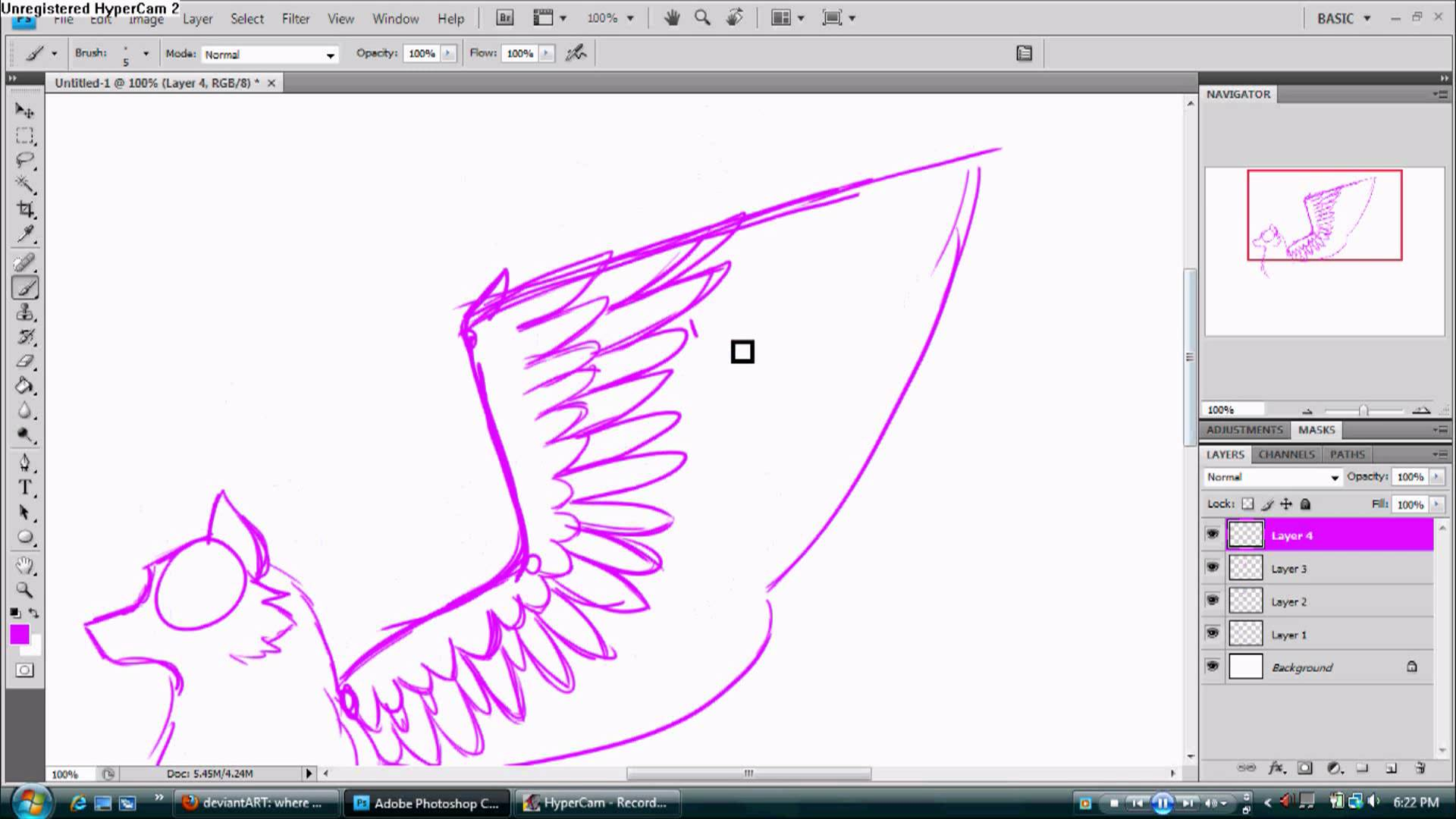 Drawn angel angel feather Angel Wings YouTube How to
