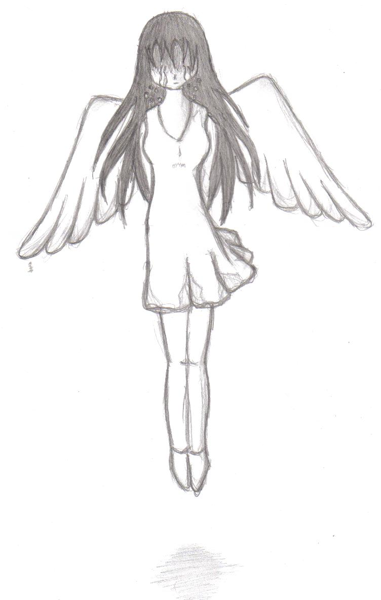Drawn angel easy An Of Pages Cartoon