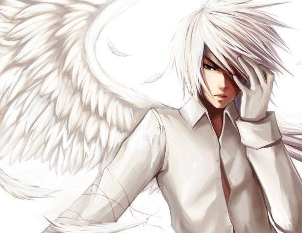Drawn angel guy 456 Anime you Anime 592