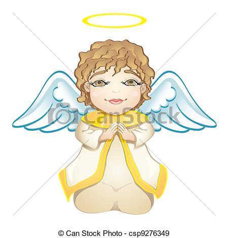 Drawn angel little angel #3