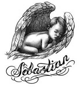 Drawn angel little angel #13