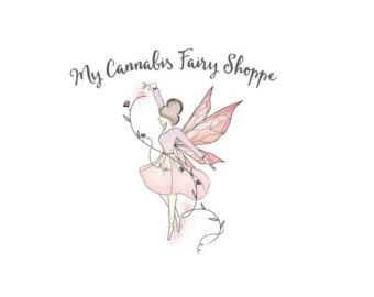 Drawn angel logo #10