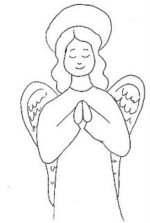 Drawn angel simple A Draw of Hub how