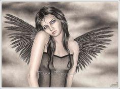 Drawn angel zone Drawings Dark Zindy dk/html/drawings/drawings and