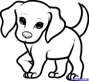Drawn puppy easy kid Draw Pictures ideas pictures Best