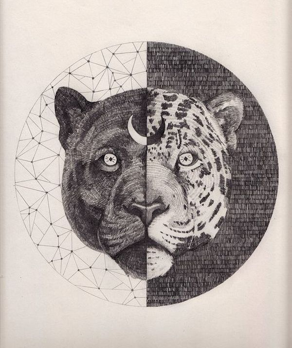 Drawn spirit free spirit Space What on My Jaguar