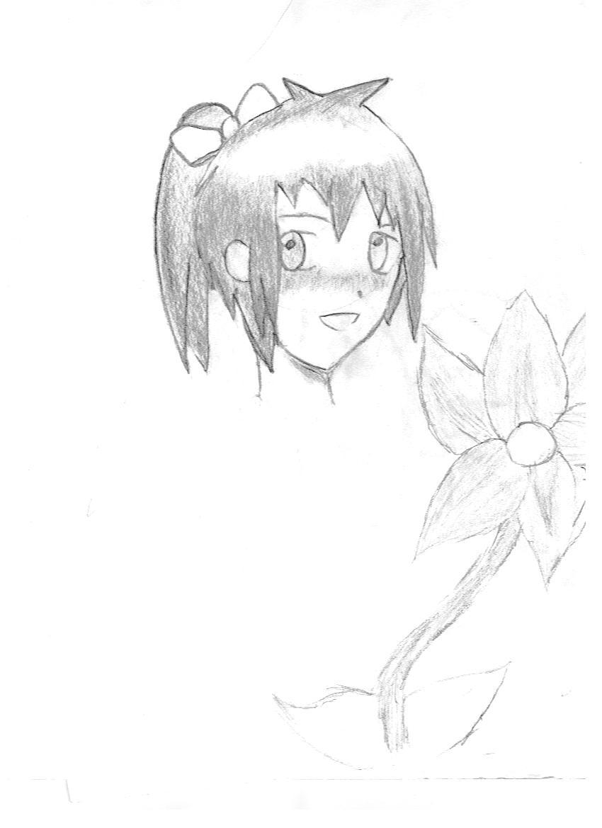 Drawn anime By Eifie18  DeviantArt hand