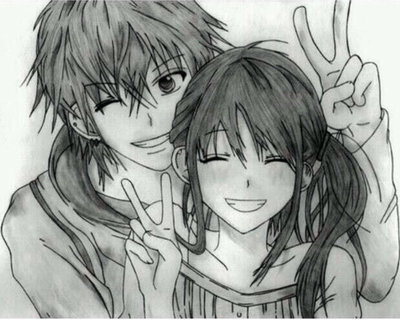 Drawn anime Drawn #1 Anime 3 DeviantArt