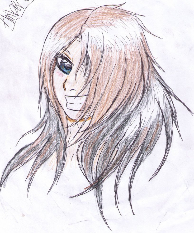 Drawn anime ANIME!! ShadowWolf ITS ShadowWolf DRAWN