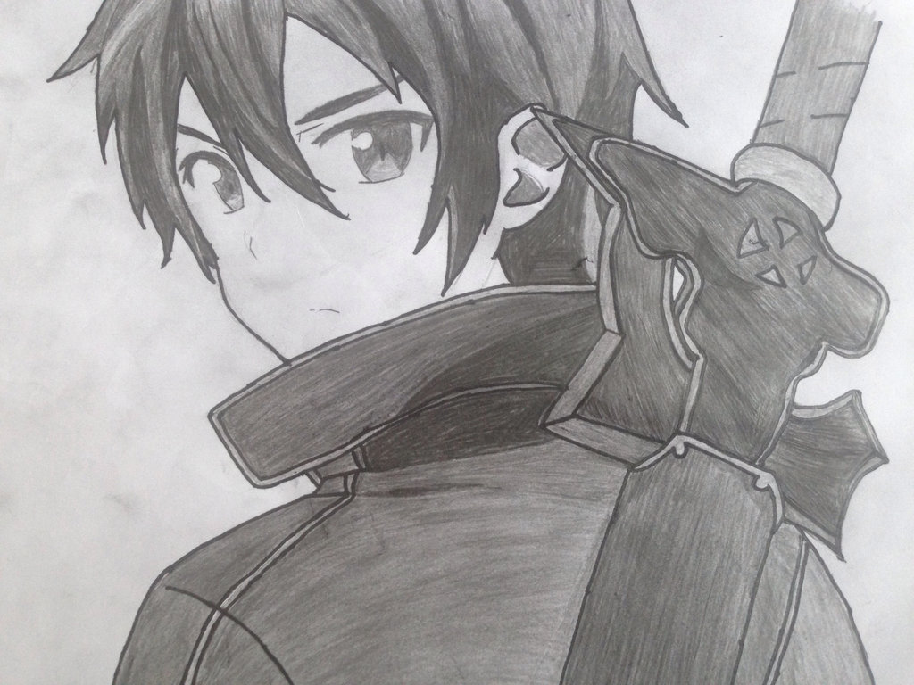 Drawn anime Drawn  by DeviantArt Drawn