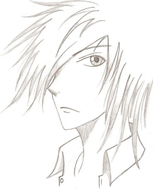 Drawn anime Hope of  it another
