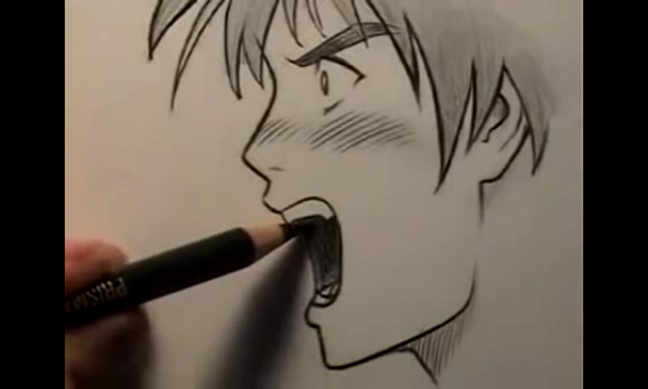 Drawn anime On Anime Draw Manga Google