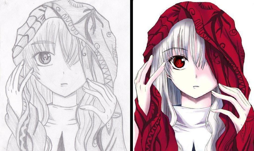 Drawn anime  Drawings Odd Anime Dr