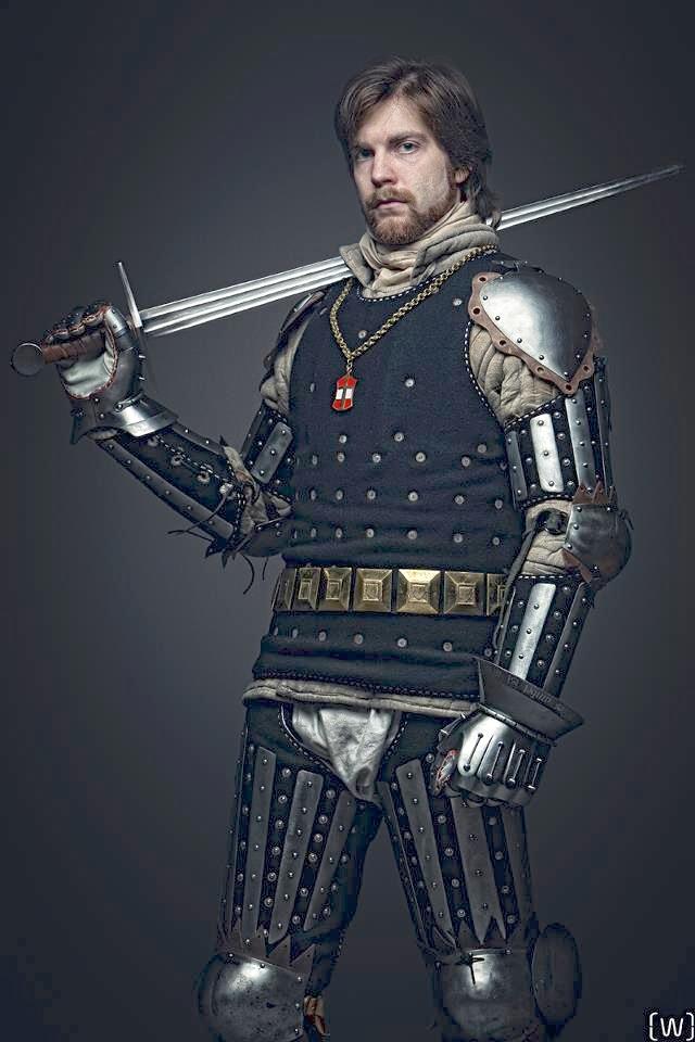 Drawn armor 14th century Transitional mehr einer wohl Vorlage