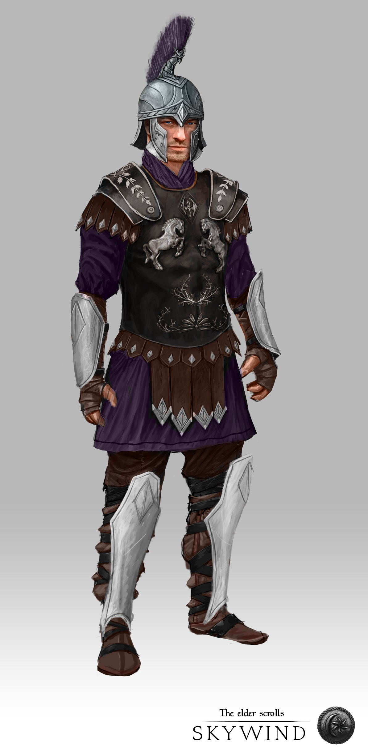 Drawn armor jerkin Skywind ARMOR this: close Imperial