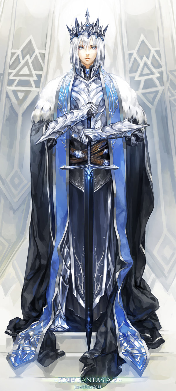 Drawn armor male anime DeviantART The by pinterest *JaneMere