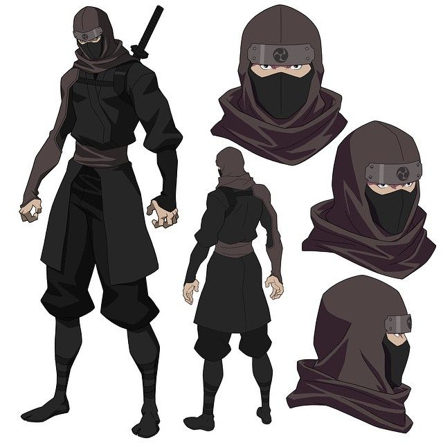 Drawn armor shadow Best on philbourassa ninja Shadows