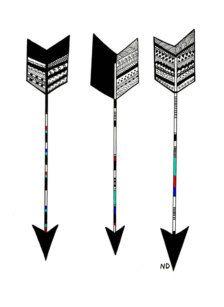 Drawn arrow artsy Pinterest on drawings images arrow