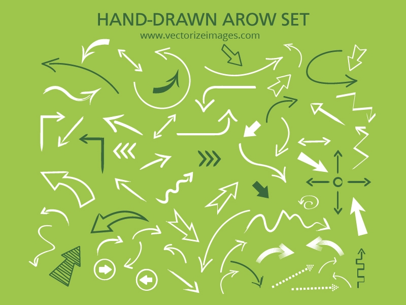 Drawn arrow han Blogs Tagged with Arrow Pixsector