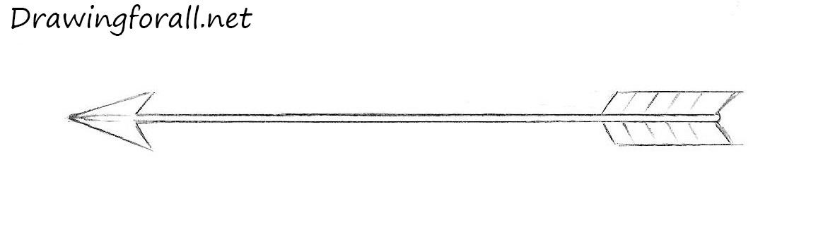 Drawn arrow hunting How draw DrawingForAll an net