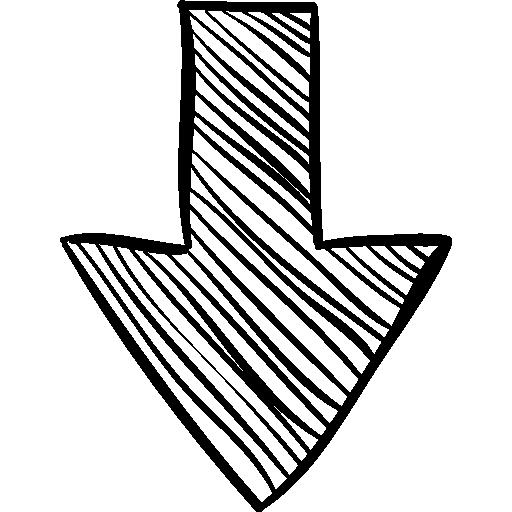 Drawn arrow sketch Sketch arrows arrow Free free