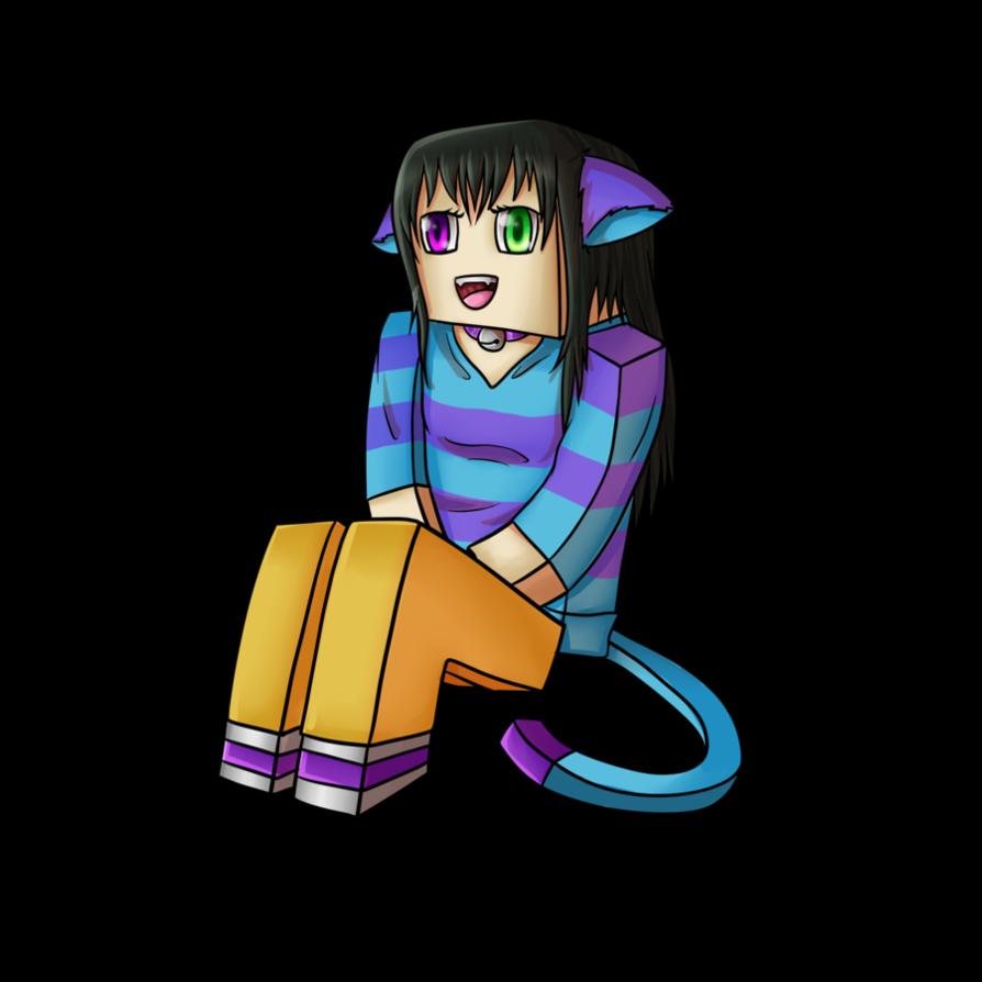 Drawn minecraft simple Minecraft Avatar Avatar by DeviantArt