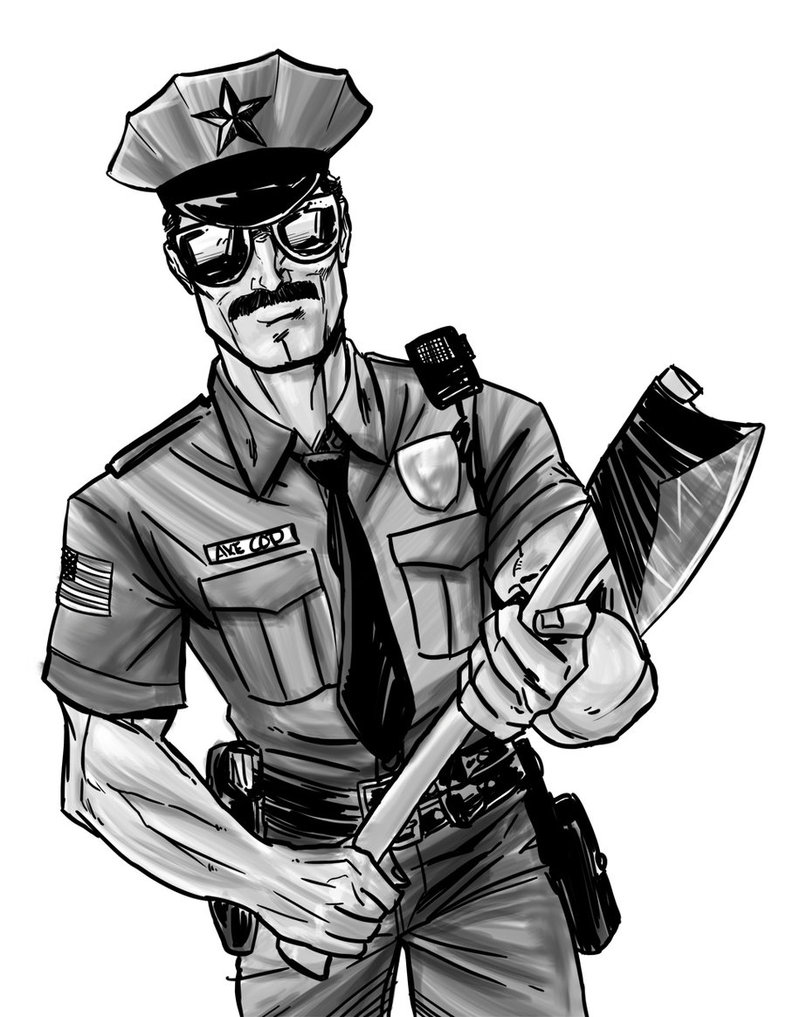 Drawn axe sketch Sketch DeviantArt Sketch on by