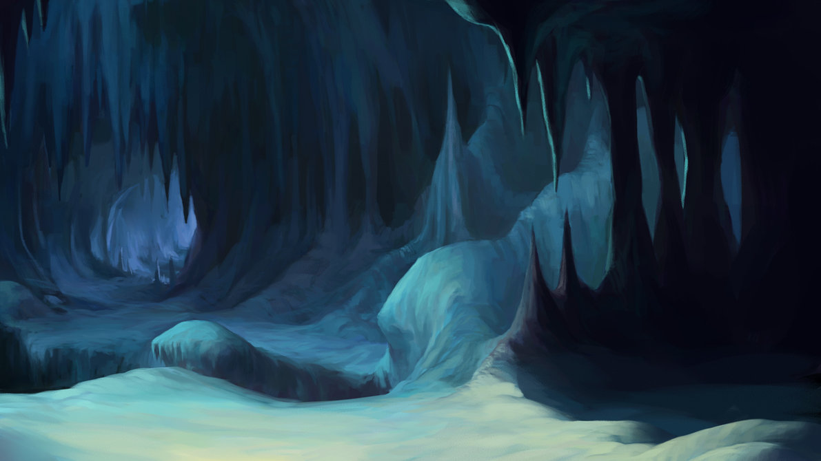 Drawn background cave Cave sketcheth sketcheth by background