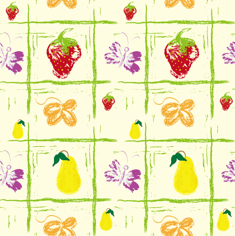 Drawn background fruit Fruit Free Background Graphic Download