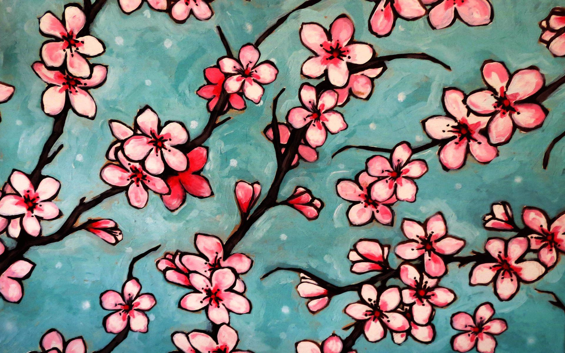 Drawn background hd wallpaper #9