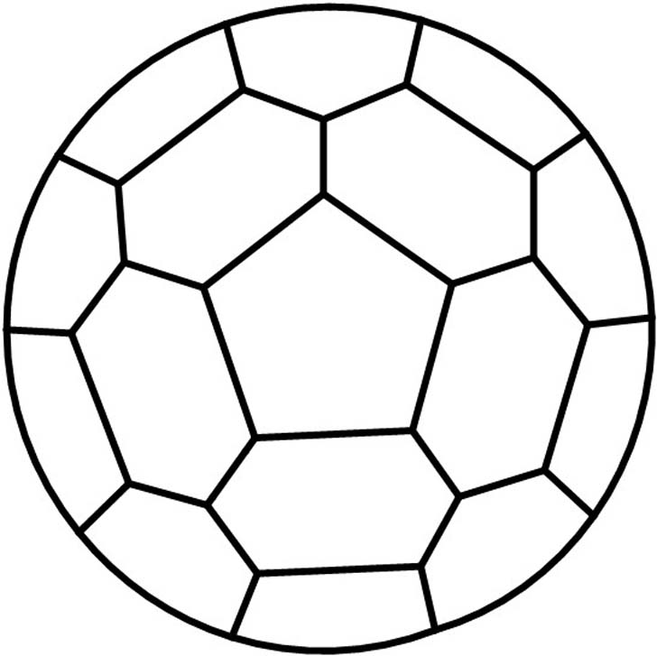 Drawn ball Stained Darryl's Soccer Soccer a