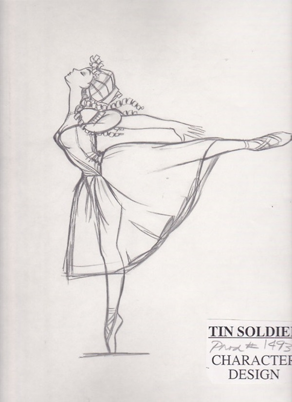 Drawn ballerine And And Stunning Ballerina Sketches