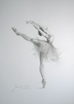 Drawn ballerine hand drawn Drawing Art Ballerina Drawing Ballerina