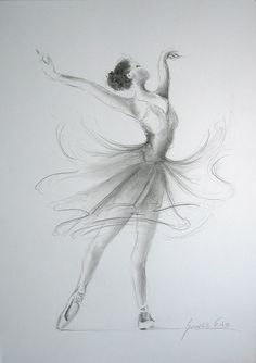 Drawn ballerine Have Should 12 Dance Students