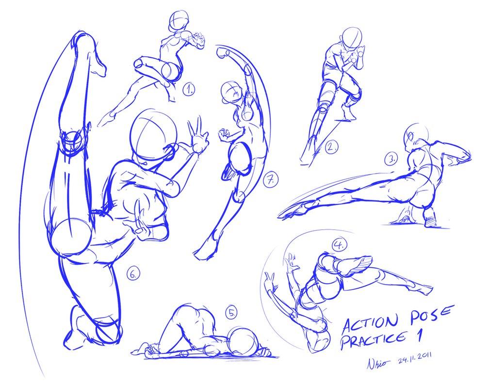Drawn katana practice #12