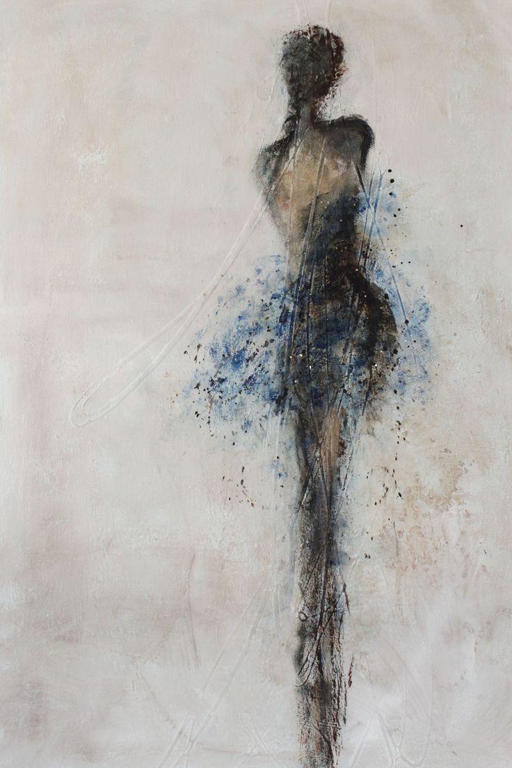 Drawn ballerine back Ballet 3 25+ Best art