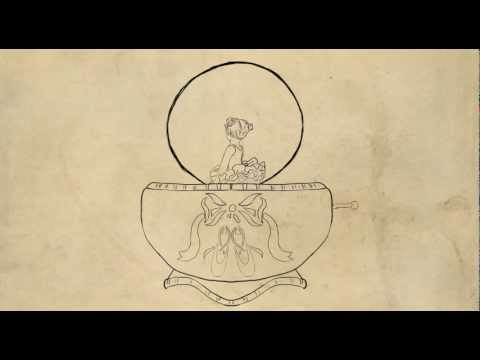 Drawn box square Ballerina classic Joyce YouTube drawn