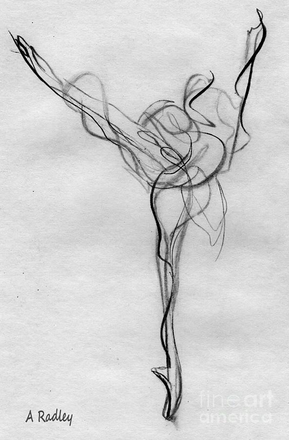 Drawn ballerina ballet arabesque Arabesque Bright Arabesque Bright Tattoo