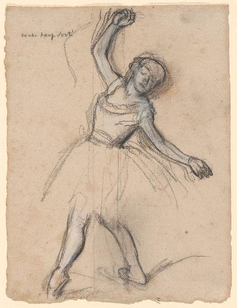 Drawn ballerina degas Show (1885) go Friday on