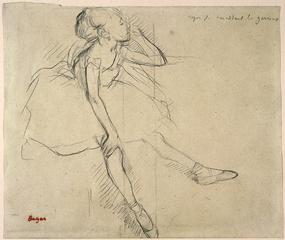Drawn ballerina degas We Dance? #2: — Minneapolis