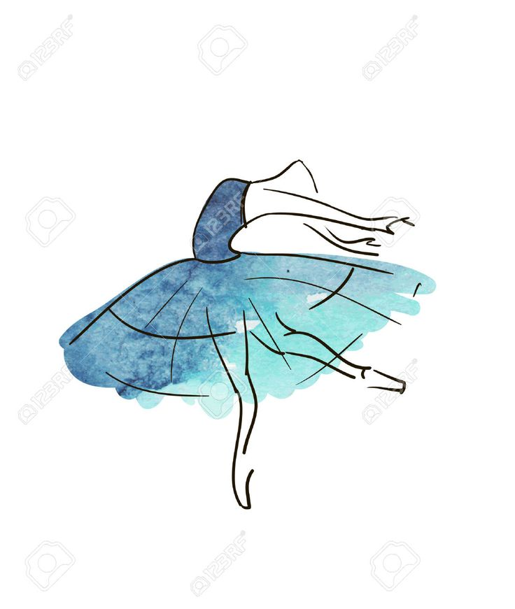 Drawn ballerine hand drawn Images on Pinterest best Cliparts