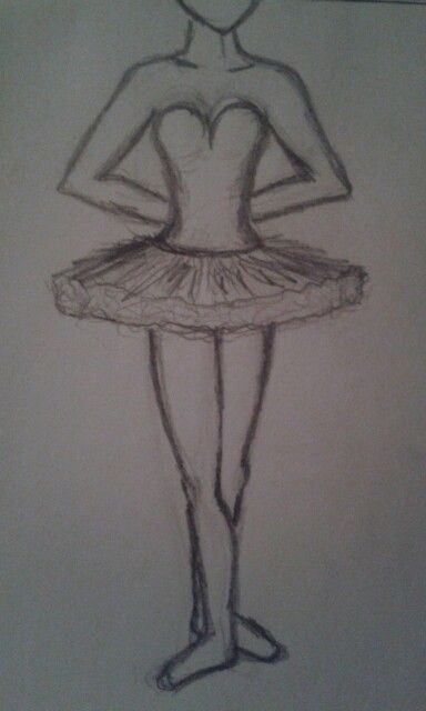 Drawn ballerine man easy Near I'm but ♡ Best